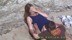 Melhores cenas de sexo escondido na praia