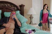 Xxx vídeos coroa gordo com a sobrinha ruiva